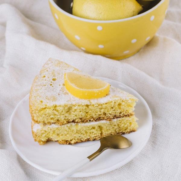 preparato per torta a limone