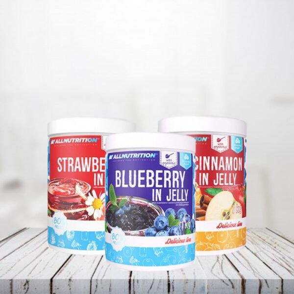 All Nutrition Fruit in Jel