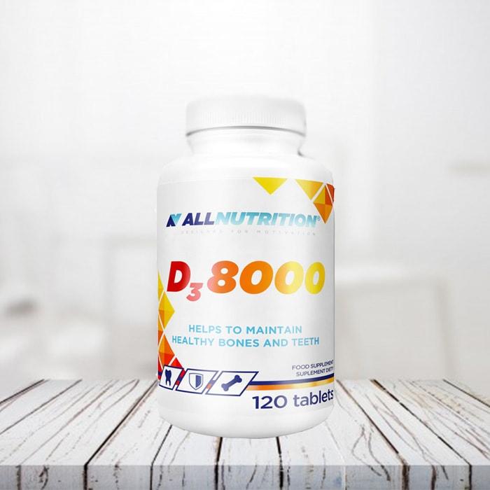 Vitamina D3 8000