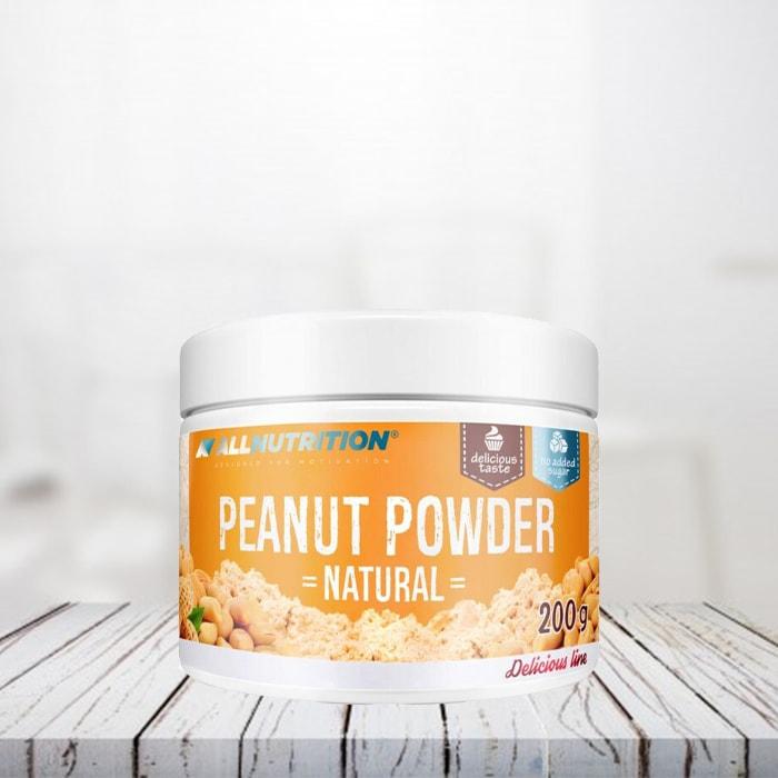 Burro di arachidi in polvere 200g - All Nutrition