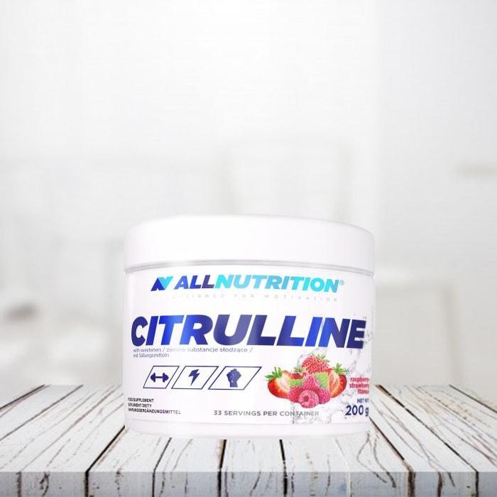 Citrulline 200 g - Raspberry Strawberry