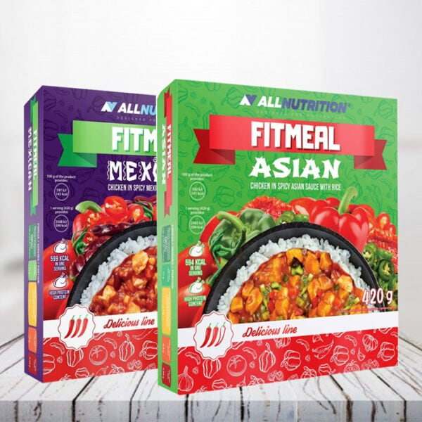 fitmeal all nutrition