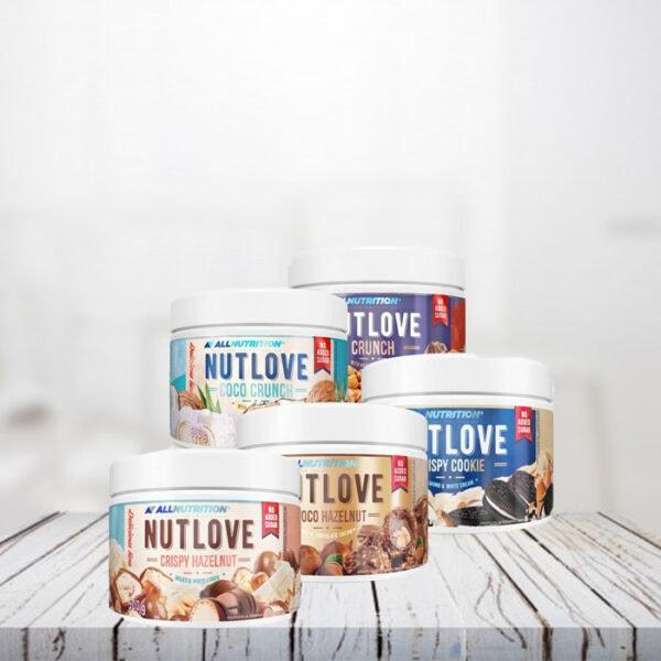 nut love All Nutrition