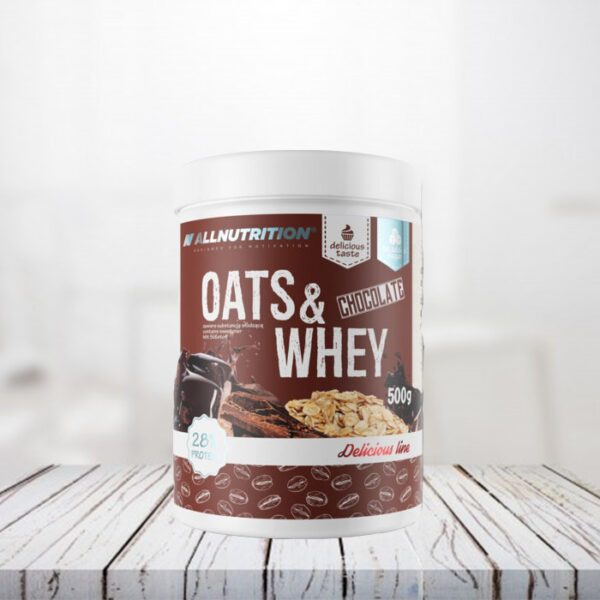 Oats & Whey All Nutrition