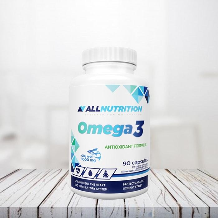 All Nutrition Omega 3 90 gels