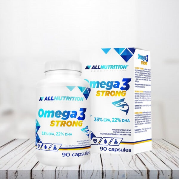 Omega 3 Strong 90 caps