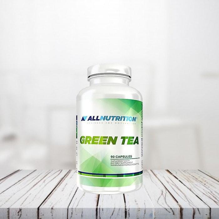 Tè verde 90 capsule All Nutrition