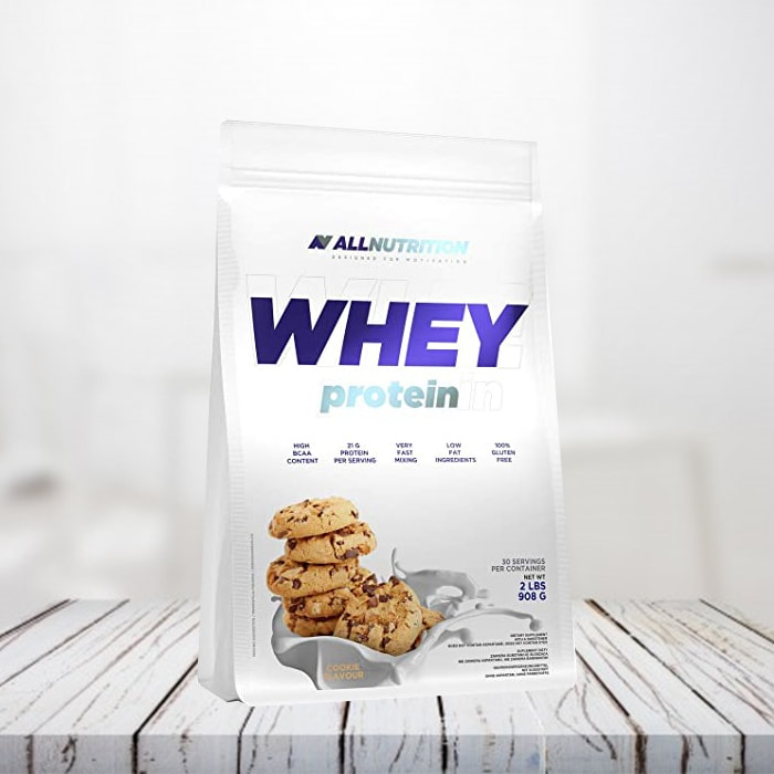Ultra Whey 908g All Nutrition