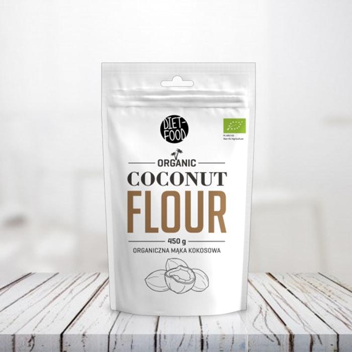 Farina di cocco biologica degrassata