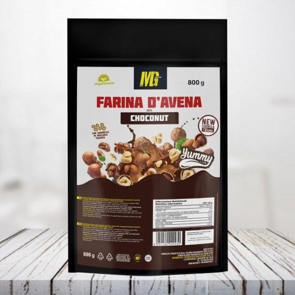 Farina D'avena ChocoNut - Yummy Line