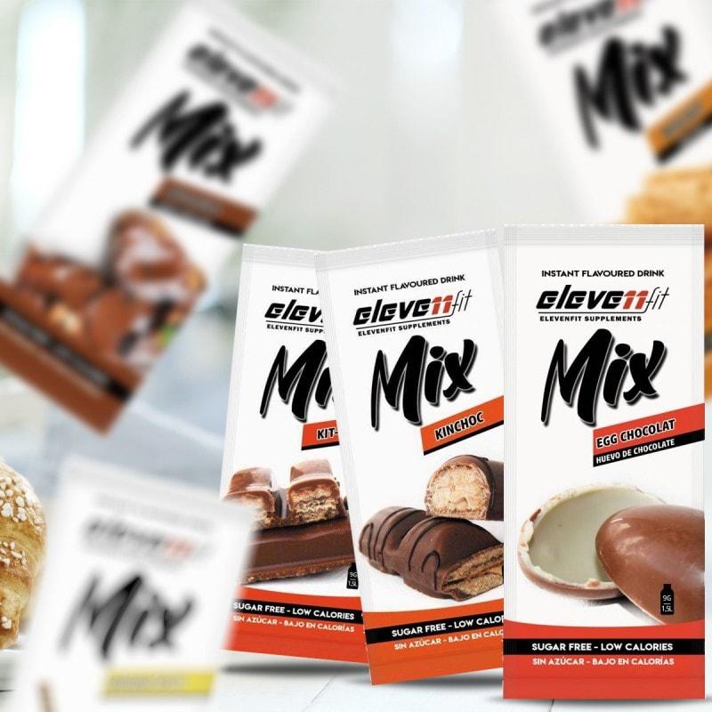 mix elevenfit instant flavour