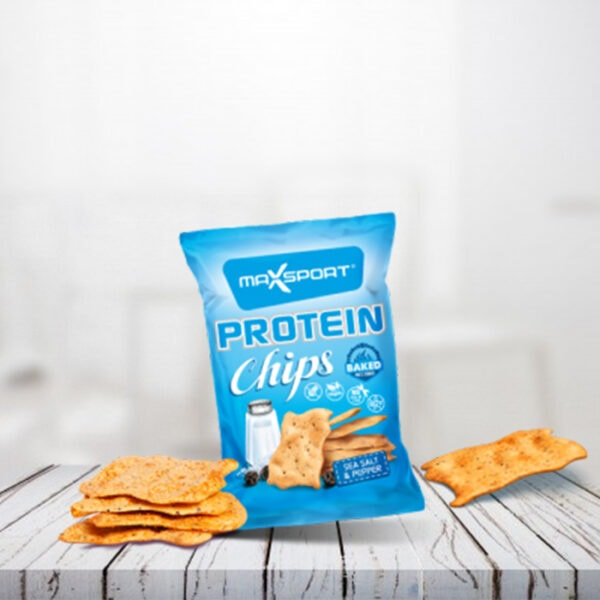 Max Sport PROTEIN CHIPS