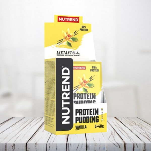 Protein Pudding Nutrend