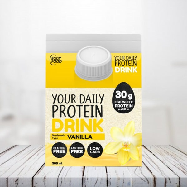Your Daily Protein Drink
