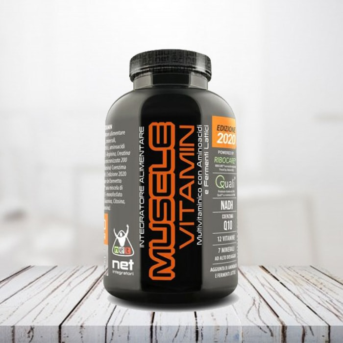 Muscle Vitamin Net Integratori