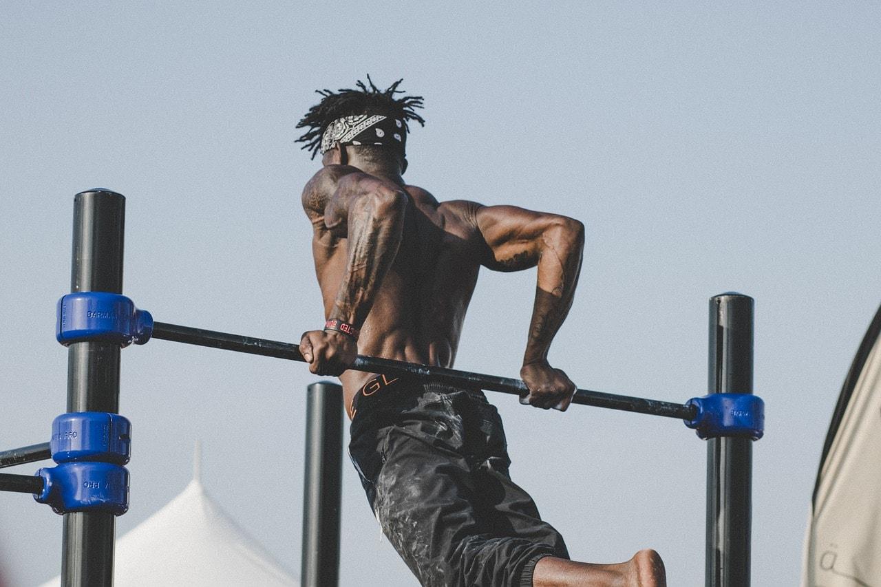 Perdita massa muscolare in estate