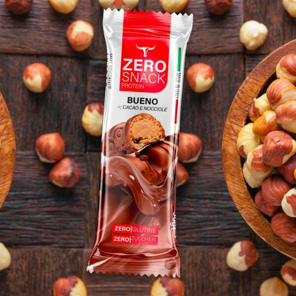 Zero Snack Inject Nutrition