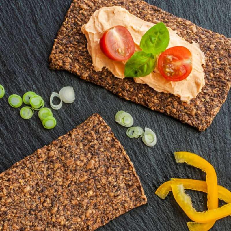 Pane Croccante ai semi di girasole Bio