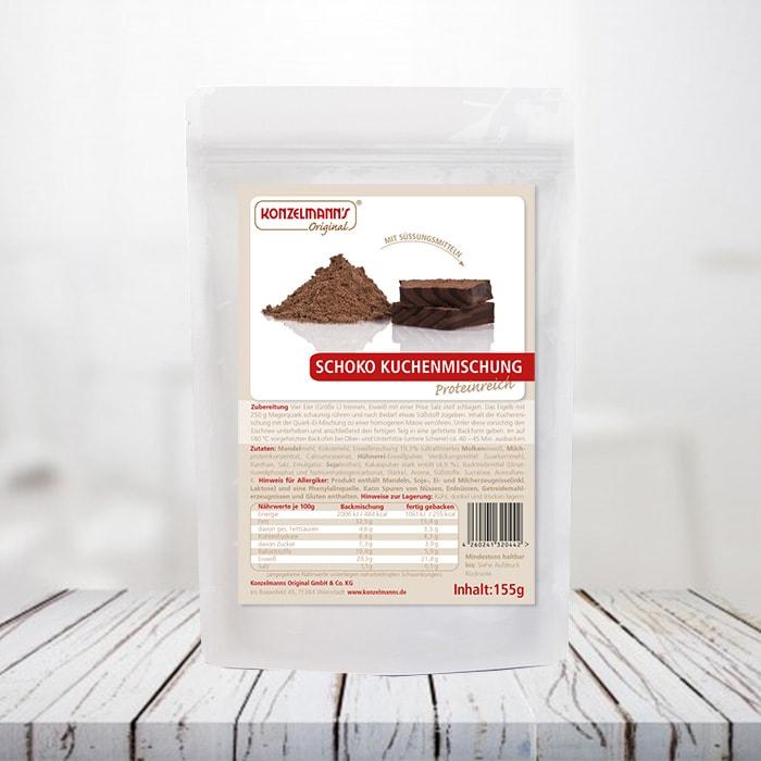 Torta al Cioccolato Low carb
