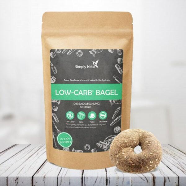 Low Carb Bagel
