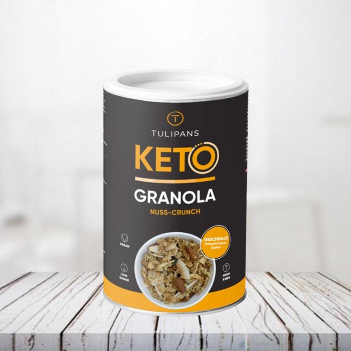 Keto Granola Crunch
