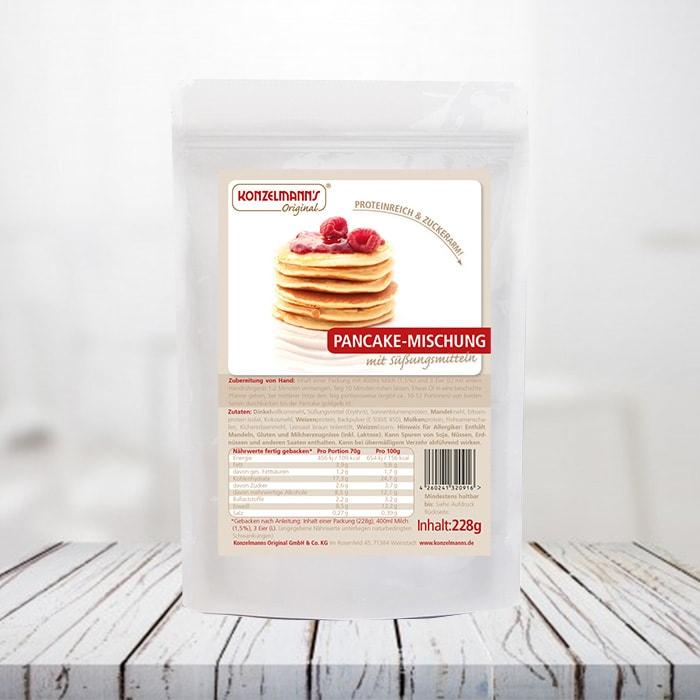 Mix per Pancake Proteico