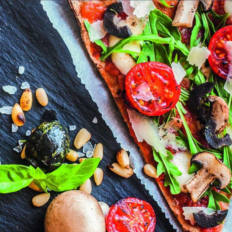preparato per pizza low carb