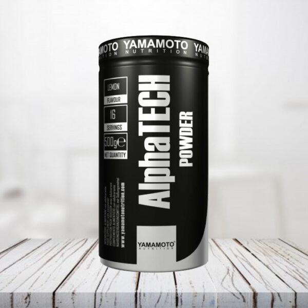 AlphaTech Powder Yamamoto