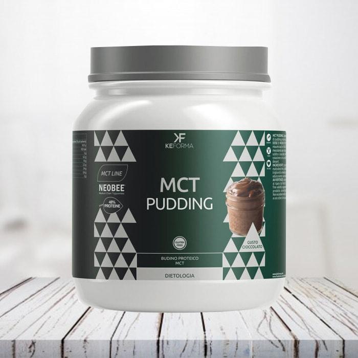 MCT Pudding