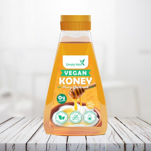 Miele cheto vegano