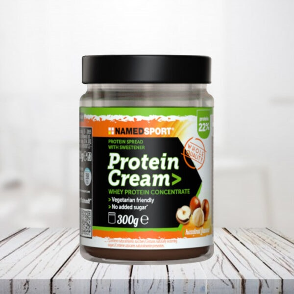 Protein Cream Named