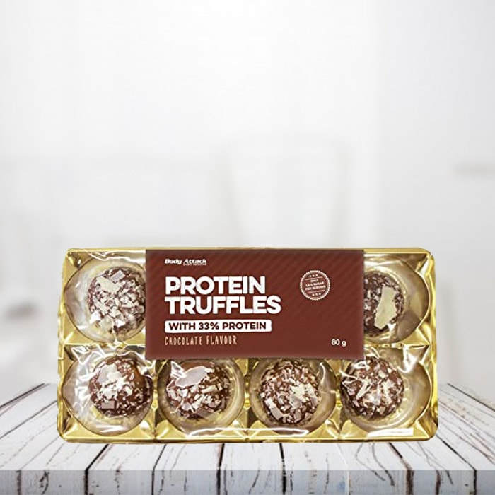 Protein Truffles Body Attack