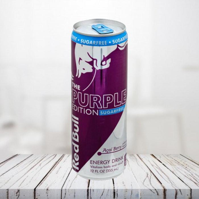 Red Bull Purple
