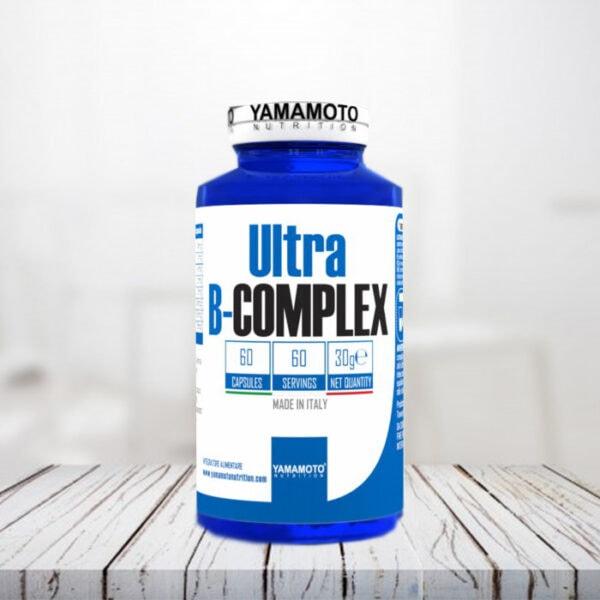 Ultra B-COMPLEX 60 capsule