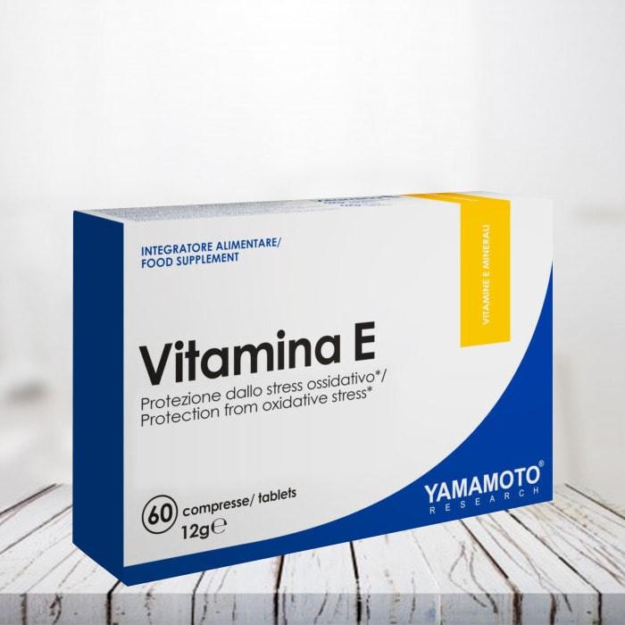 vitamina e Yamamoto Nutrition