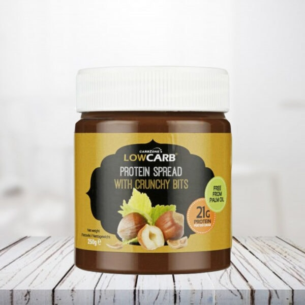 Crema Spalmabile Low Carb Carb Zone