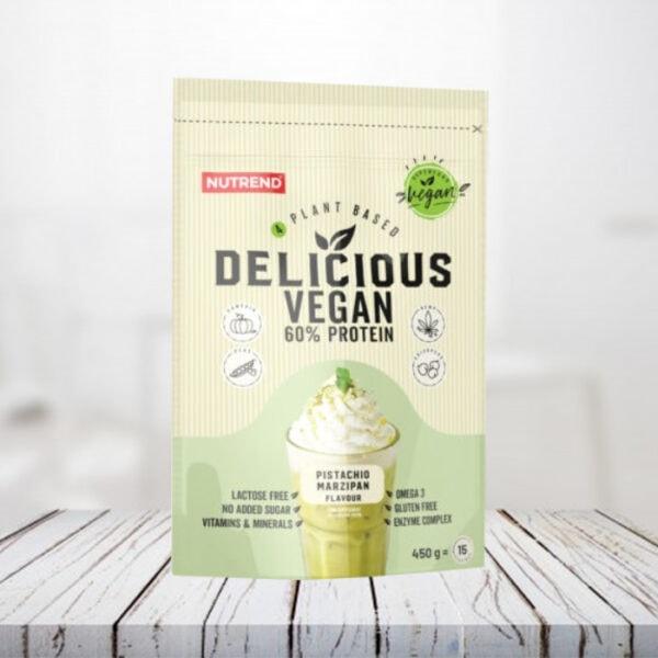Delicious Vegan Protein