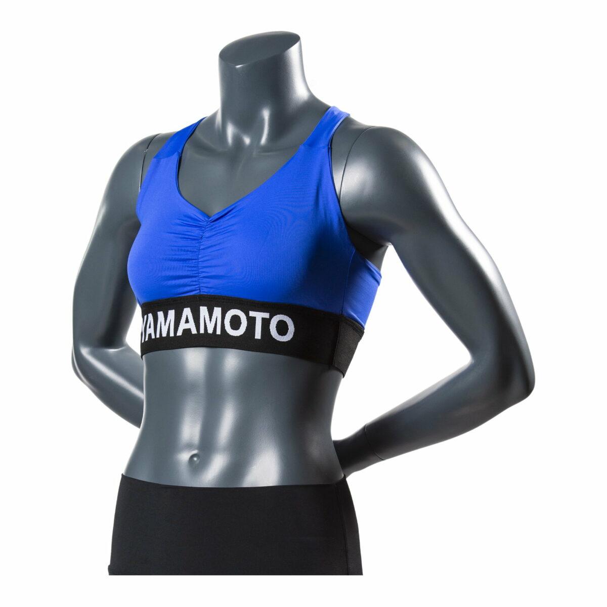 Fitness top blu