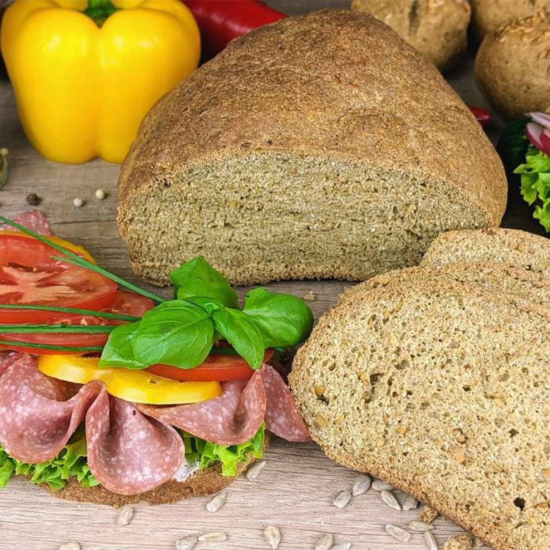 Preparato Per Pane Low Carb Adams Brot - Gold