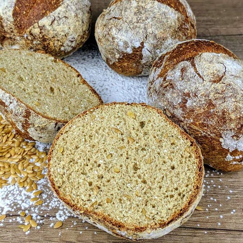 Preparato per Panini Low Carb Adams Brot