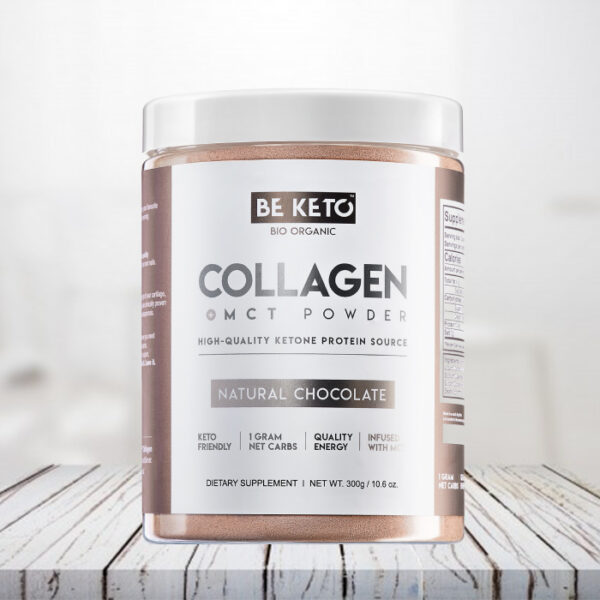 Keto Collagene + Olio MCT