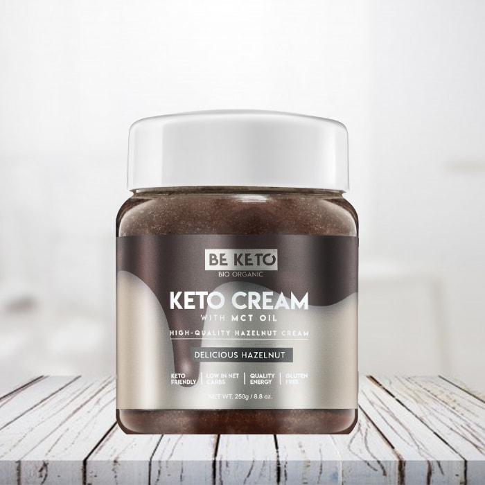 Keto Cream Nocciole + MCT