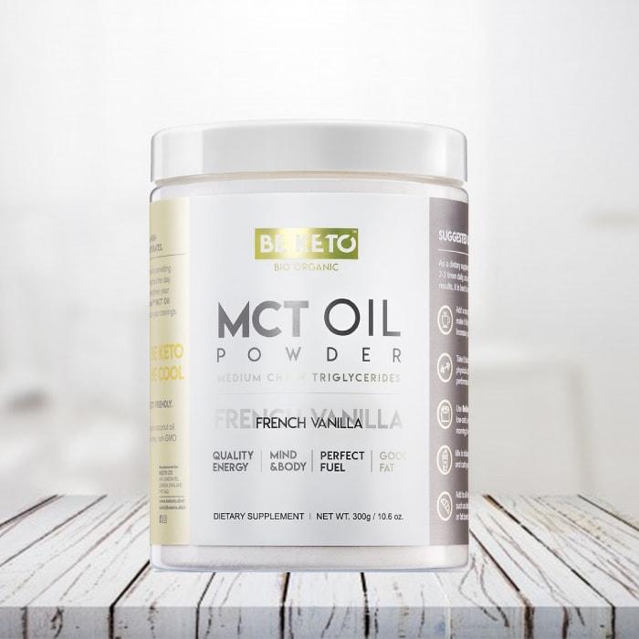 Olio MCT in polvere - Be Keto