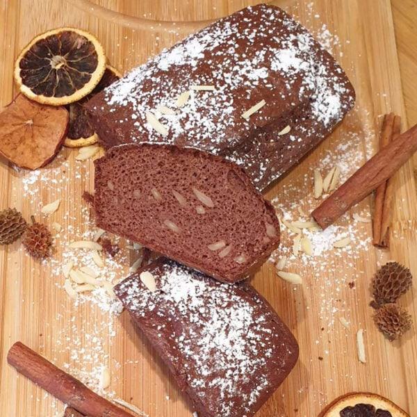 Preparato per Torta Speziata Low Carb Adams Brot