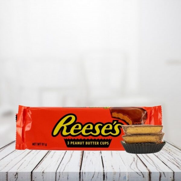 Reese's Peanut Butter Big 3 cup
